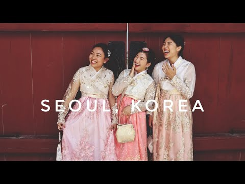 Korea Travel Log 2018
