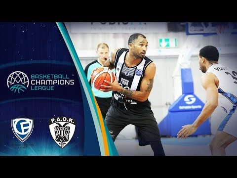 3ef4cf51ae2 Fribourg Olympic v PAOK boxscore - Basketball Champions League 2018 ...