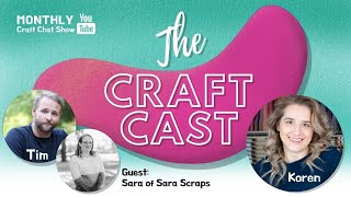 The Craft Cast- Season 3 Episode 3 Live with Sara Sraps