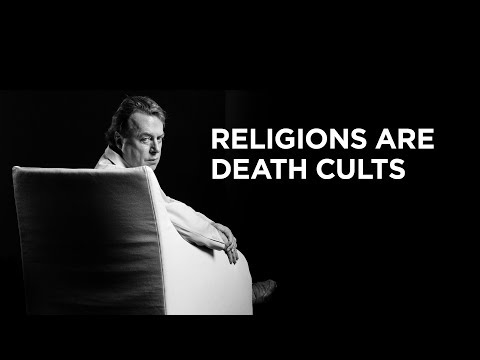 Christopher Hitchens - Religions are death...