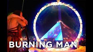 Burning Man 2019 - Поездка украинских медиа-художников