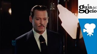 Asesinato En El Orient Express ( Murder On The Orient Express ) - Trailer Español