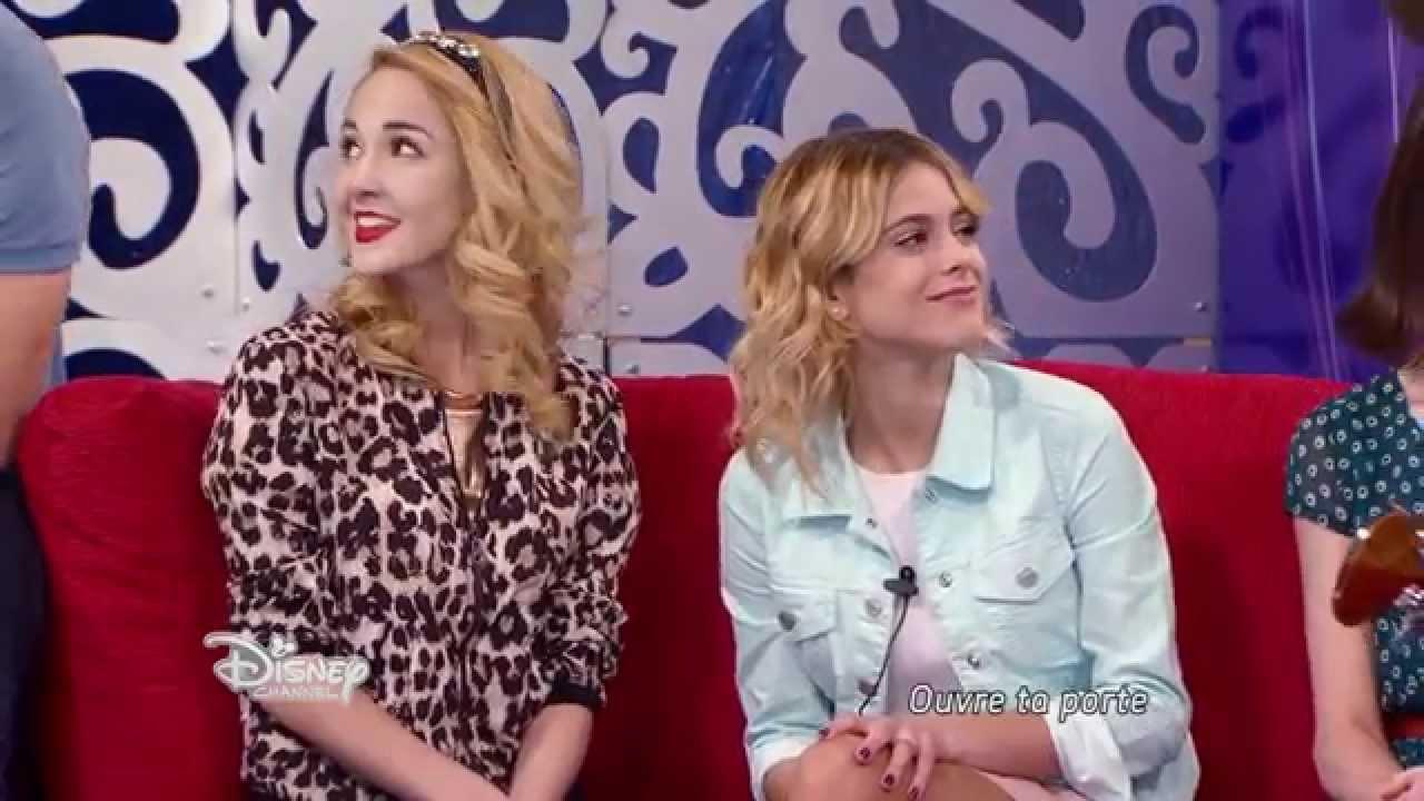 Violetta saison 3 ven y canta pisode 3 - Violetta chanson saison 3 ...