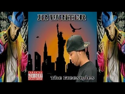 JR Writer The Freestyles (2017) Mixtape