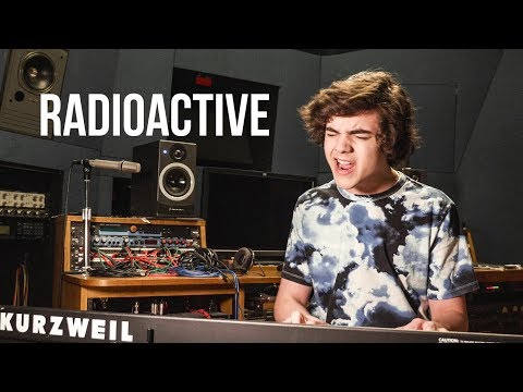 Radioactive - Imagine Dragons (Cover by Alexander Stewart)