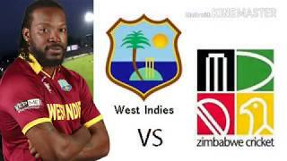 Windise vs Zimbabwe odi match full hilight and Live || 2018 will vs zim new odi