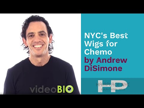 Andrew DiSimone - NYC Salon Owner & Hair Replacement Expert