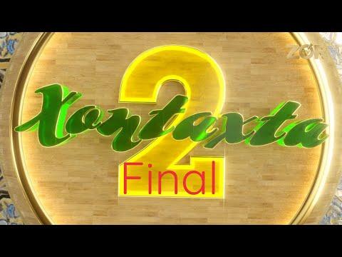 Final Xontaxta Batle 2  Otabek Abdualiev - Qizbola Yor / Финал хонтахта батл 2  Отабек Абдуалиев