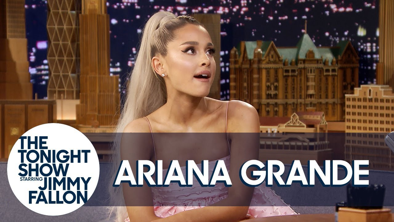 Ariana Grande Shows Her Spot On Impression Of Jennifer Coolidge In