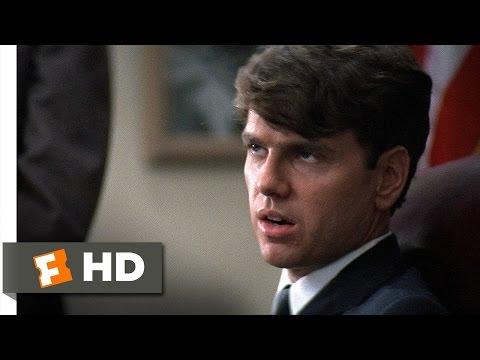 Hoffa (4/5) Movie CLIP - Hoffa vs. Kennedy (1992) HD