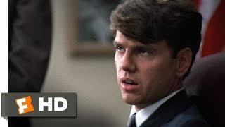 Hoffa (4/5) Movie CLIP - Hoffa vs. Kennedy (1992) HD