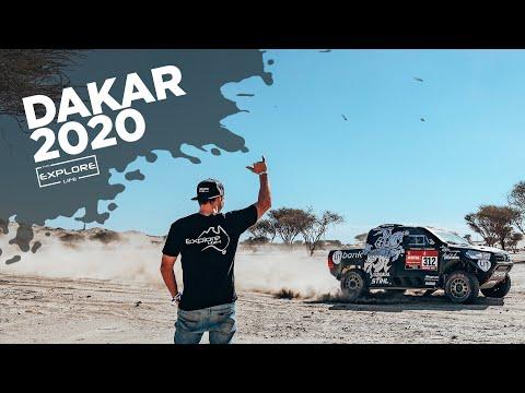 DAKAR 2020 SAUDI ARABIA!!
