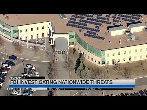 Colorado Springs schools affected by nationwide hoax threats