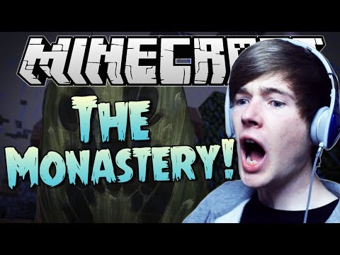TRAYAURUS' UGLY COUSIN! | Minecraft: The Monastery (CRAZY Ending Jumpscare!)