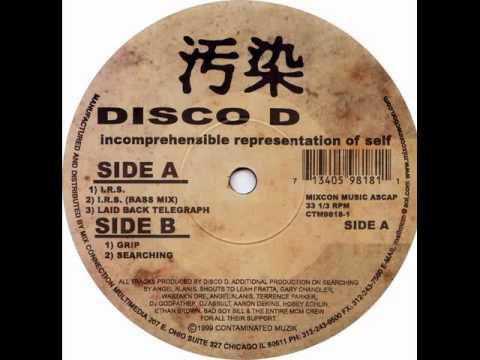 Disco D - Laid Back Telegraph [1999]