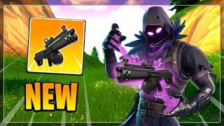 NEW TOMMY GUN WEAPON LEAKED IN FORTNITE??? - Fortnite Moments #36