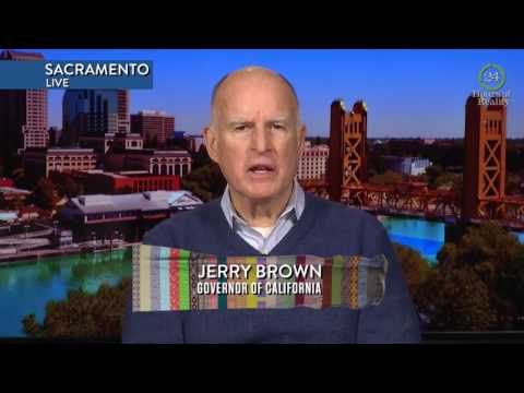 Governor Jerry Brown's Commitment to the Environment (24 Hours of Reality 2016)
