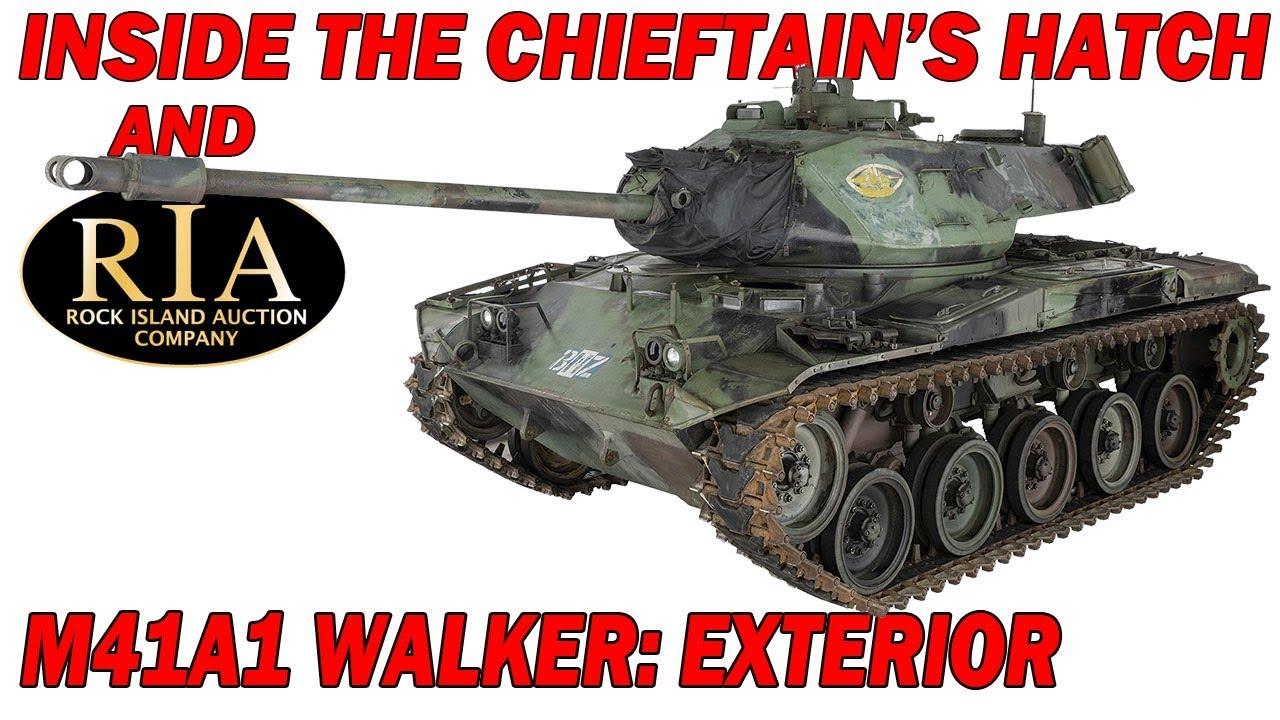 Download Inside the Chieftain's Hatch: M41 Walker Bulldog, Pt 1.