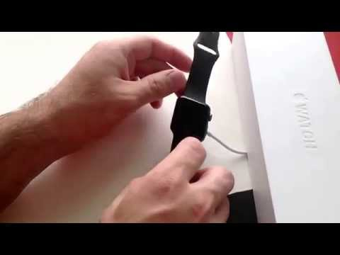 Apple Watch - How To Charge The Apple Watch