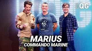 LE QG 20 - LABEEU & GUILLAUME PLEY avec MARIUS (COMMANDO MARINE)