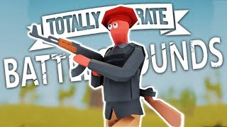 THE FUNNIEST BATTLE ROYALE | Totally Accurate BattleGrounds #1 (TABG)