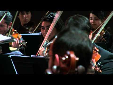 """Facundo Agudin - A.Ginastera """"La Estancia"""" IV Sinfónica Patagonia"""