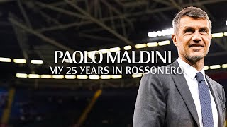 UEFA Special | Paolo Maldini: My 25 years in Rossonero