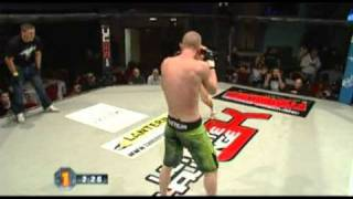 UCMMA - UCMMA 18 - Face Off - UCMMA: Peter Waterhouse vs Huseyin Garabet