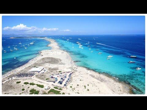 Why We Love Ibiza - BEST IBIZA EVER - Phantom 4 - PK Travel Podróże W Pigułce