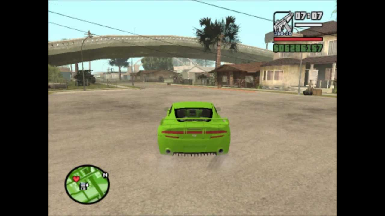 comment mettre des v hicule dans gta san andreas voiture motos avion youtube. Black Bedroom Furniture Sets. Home Design Ideas
