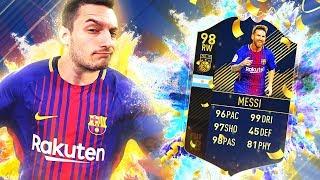 MESSI TOTY E' IRREALE!!! [FIFA 18]