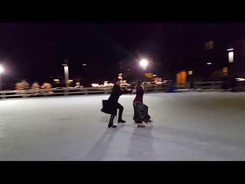 Strawberry Banke Skating - Duet