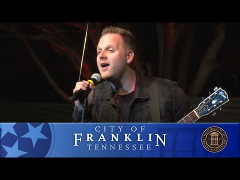 Franklin Christmas Tree Lighting 2017