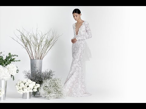 Oscar de la renta fall 2018 bridal collection youtube oscar de la renta fall 2018 bridal collection junglespirit Gallery
