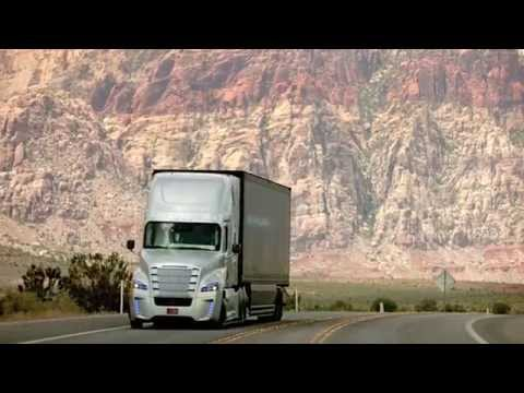 Freightliner Inspiration Truck - Our Customer Partnership