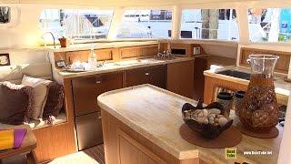2015 Fusion 40 Catamaran - Deck, interior Walkaround - 2015 Annapolis Sail Boat Show