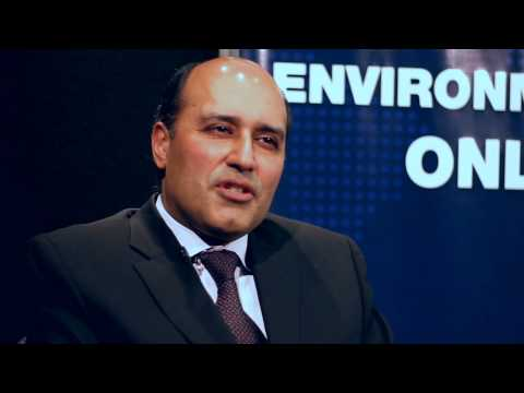 GLOBE 2012 Interview with Sailesh Thaker, Sustainable Development Technology Canada
