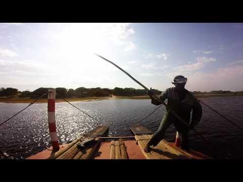 Botswana Overland 4x4 Safari GO PRO CAM
