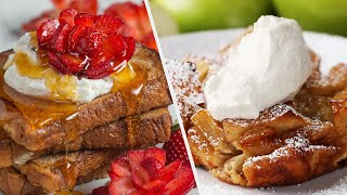 5 Delectable French Toast Recipes  Tasty