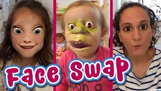 Video Cambiamos caras en Face Swap Live! Andrea, Irene y Raquel en SUPERDivertilandia! download MP3, 3GP, MP4, WEBM, AVI, FLV November 2017
