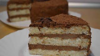"""Торт """"Трюфель"""" Классический рецепт   Cake """"Truffle"""""""