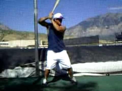 Taylor Lyons Baseball Video