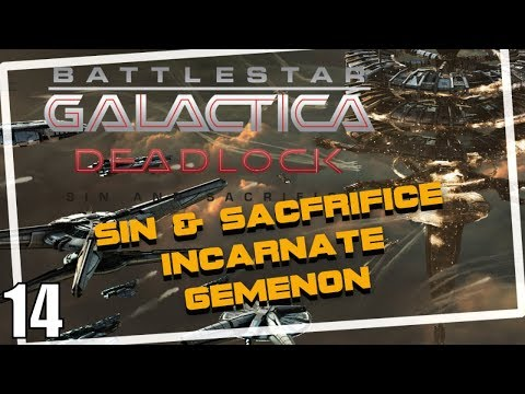 Battlestar Galactica Deadlock Sin And Sacrifice Incarnate Gemenon Mission 4