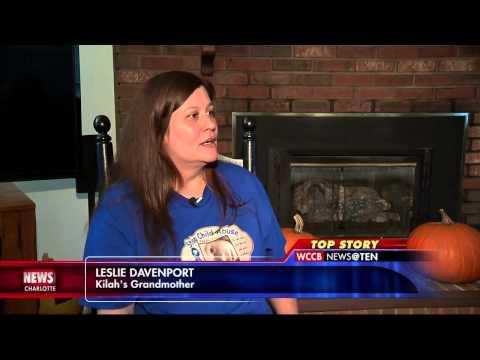 WCCB:  Kilah Davenport Child Protection Act