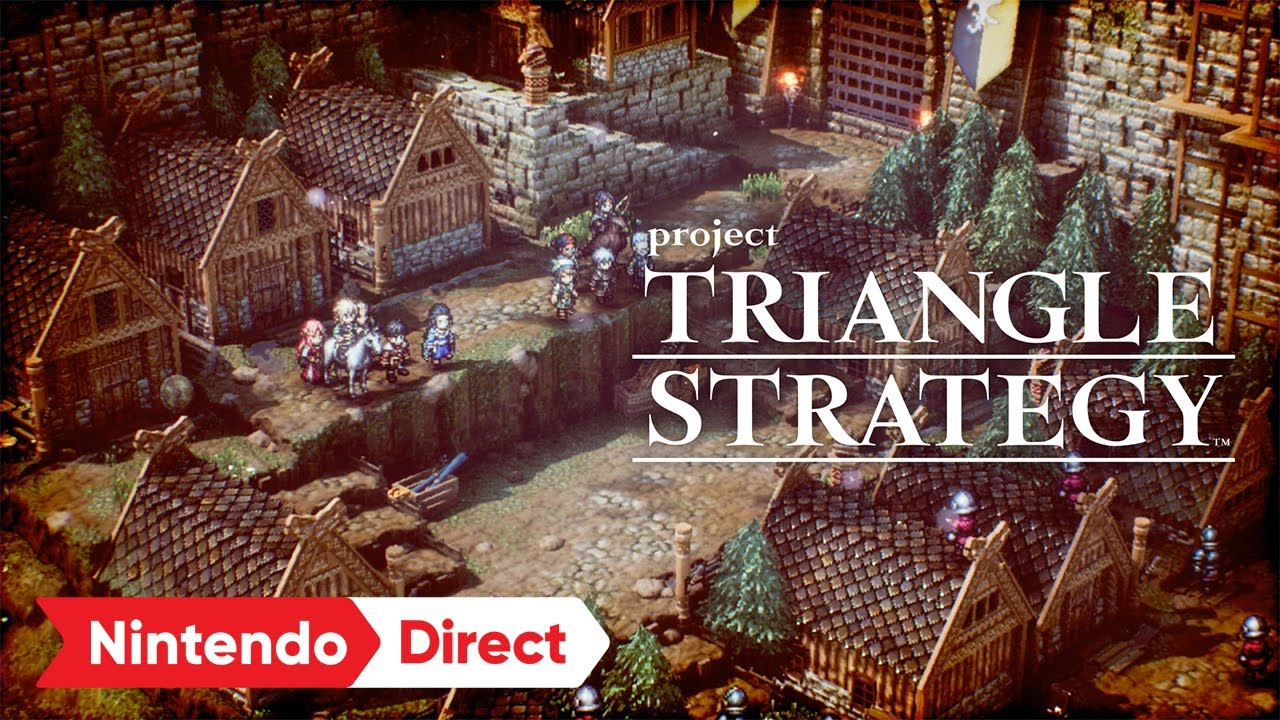 Project TRIANGLE STRATEGY – Nintendo Direct 2.17.21 – Nintendo Switch