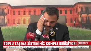 TOPLU TAŞIMA SİSTEMİMİZ KOMPLE DEĞİŞİYOR!