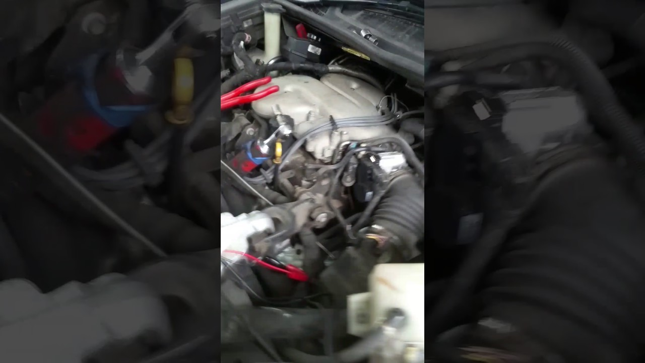 Engine reduced power p0641 Saturn Relay 39  YouTube