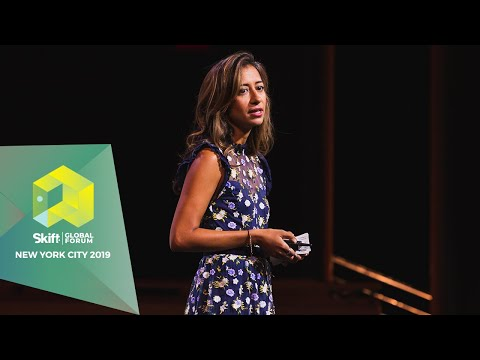 Saira Hospitality CEO At Skift Global Forum 2019