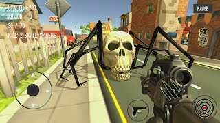 Spider Hunter Amazing City 3D Android Gameplay #6