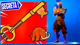 Secret SKIN KEY Secret PRISONER STYLE UNLOCKABLE-Fortnite